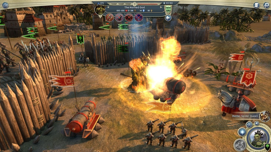 Age of Wonders III needed to introduce new sounds, while staying true to its legacy games.