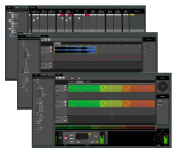 Age of Wonders III uses the FMOD middleware for creating sound effects.