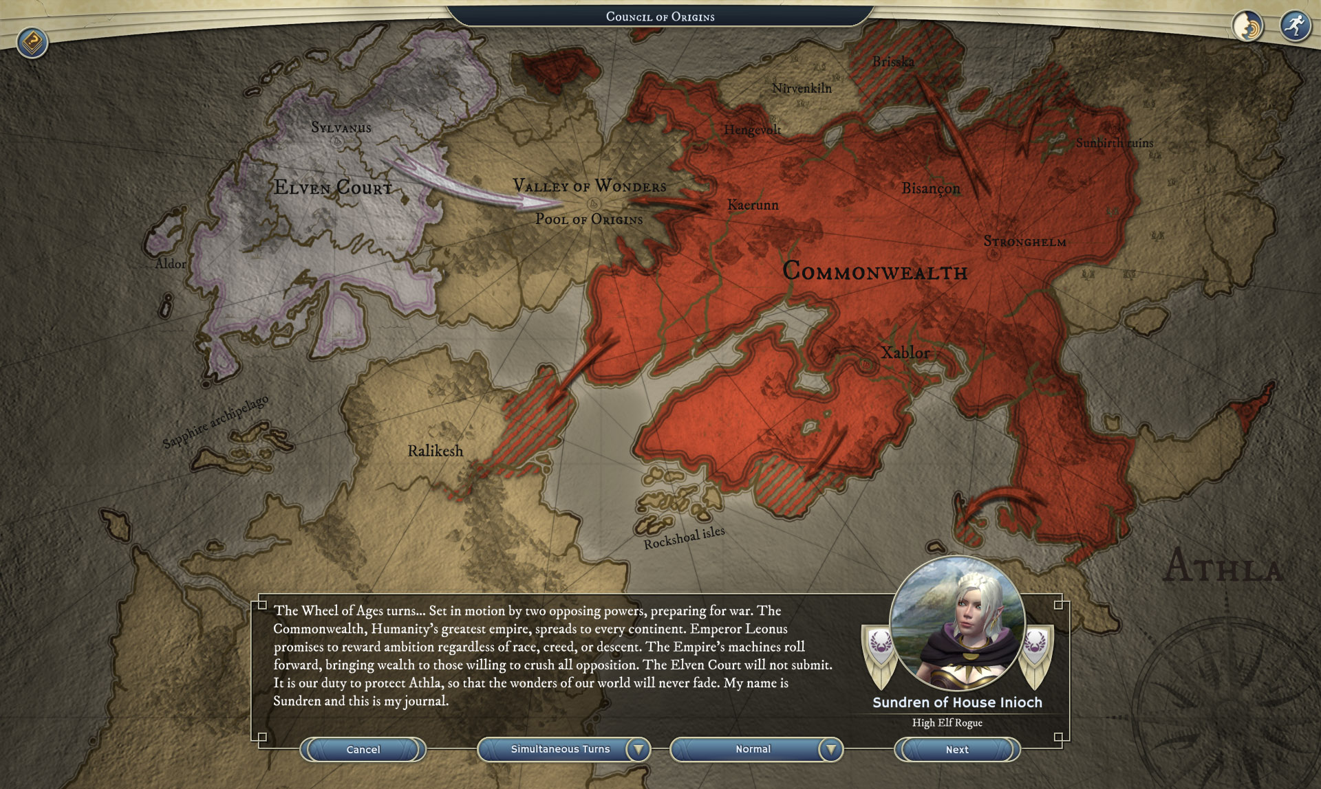 All about the age of wonders iii level editor age of wonders iii campaigningamemap gumiabroncs Image collections